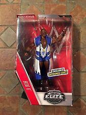 Mattel WWE Elite BIG E LANGSTON Figure Series 44 Red A New Day Booty-Os Blue