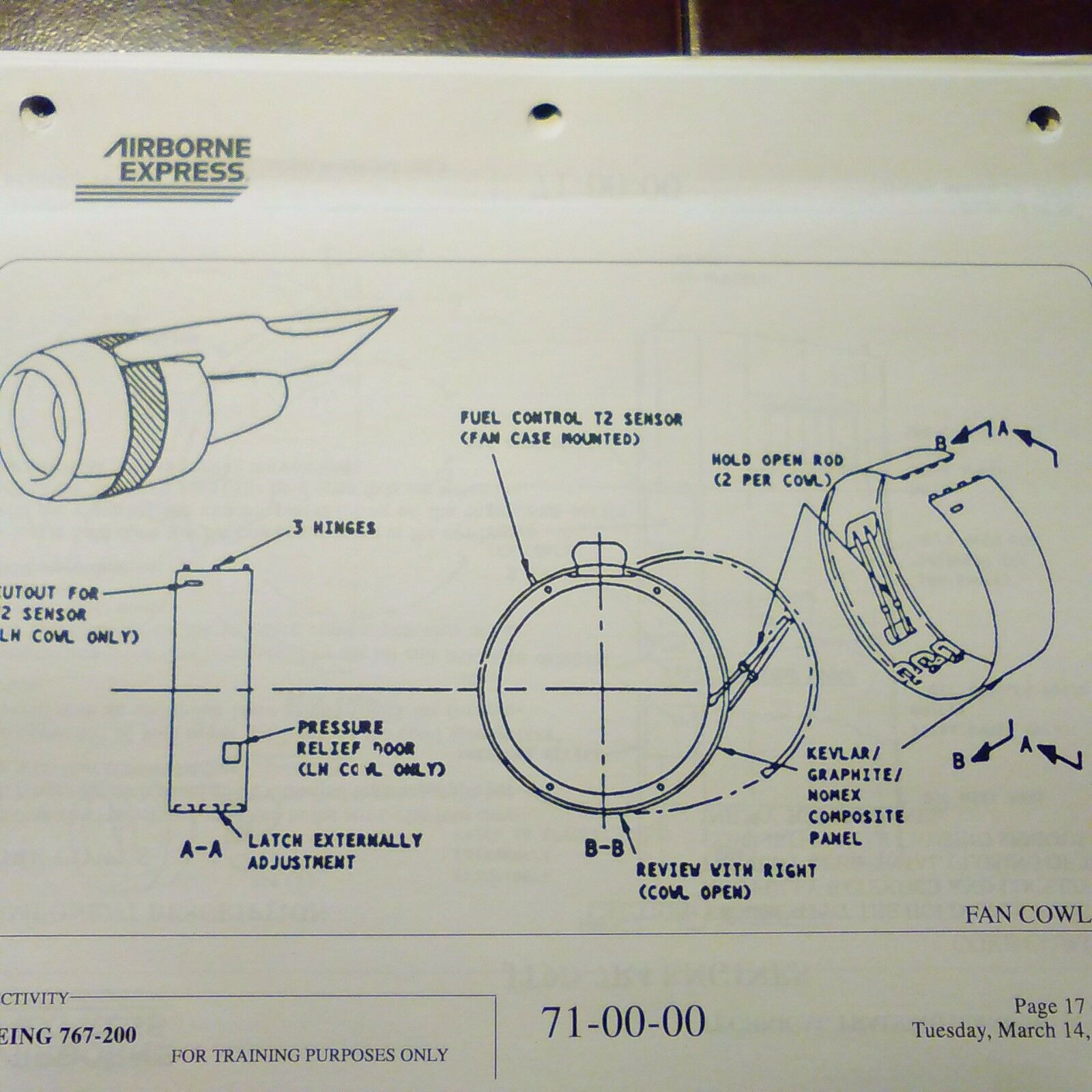 pratt whitney jt9d 7r4 technical training manual 190893530553 rh acrosups top JT8D Cutaway Model JT8D