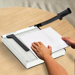 Paper-Trimmer-A4-Precision-Cutter-12-Sheet-12-034-Cut-Length