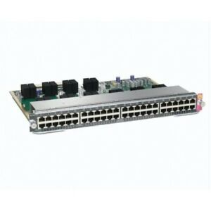 Used-Cisco-WS-X4648-RJ45-E-4500-E-Series-48-Port-10-100-1000