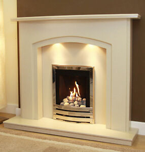 FIREPLACE OFFER   Surround Marble Set and Gas or Electric Fire  RRP 749 - Liverpool, Merseyside, United Kingdom - FIREPLACE OFFER   Surround Marble Set and Gas or Electric Fire  RRP 749 - Liverpool, Merseyside, United Kingdom