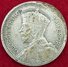 Old Error Coin 1933 New Zealand 3 Pence .500 Silver Coin George V KM#1