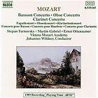 Wolfgang Amadeus Mozart - Mozart: Concertos for Bassoon, Oboe, Clarinet (1992)