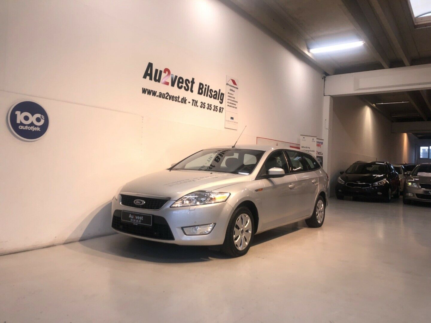 Ford Mondeo 2,0 TDCi 140 Trend Collection stc. 5d - 99.999 kr.