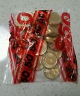 2016 $2 2 dollar coins Olympic yellow ring mint bag of 25 Uncirculated coins