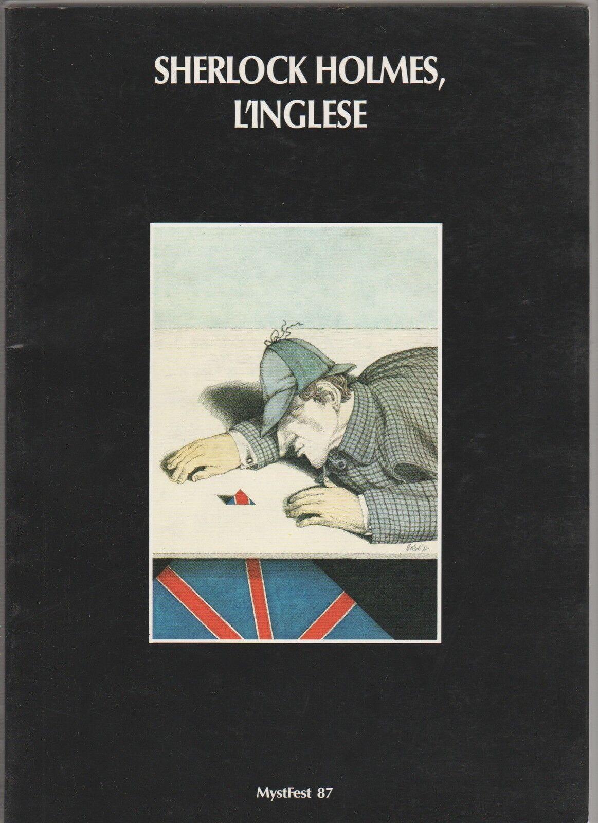 Sherlock Holmes, l'inglese - MyFest 87