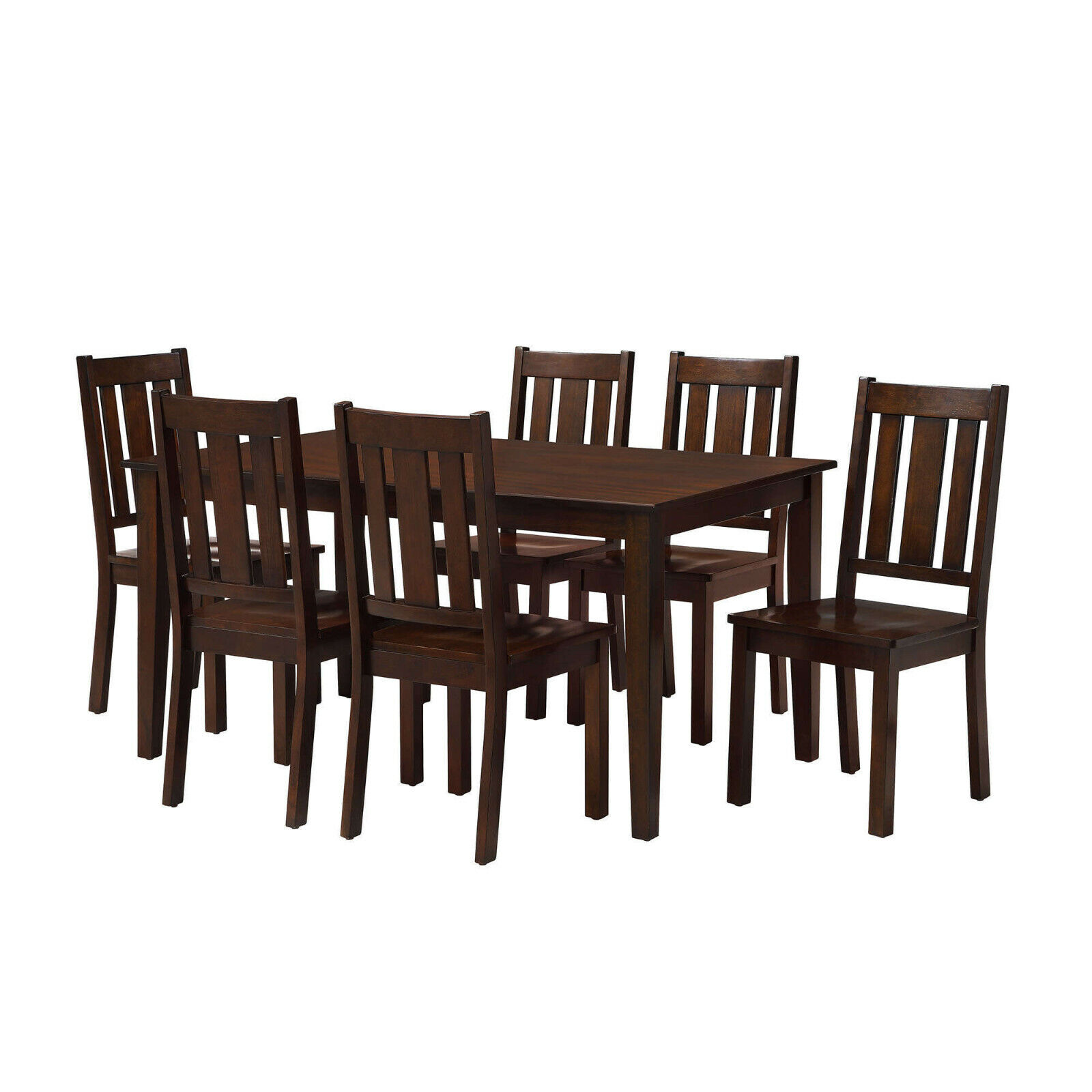 10 Piece Dining Room Table Set For 10 Farmhouse Wooden Kitchen Tables and  Chairs