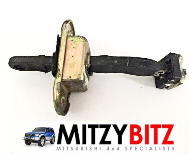 MITSUBISHI PAJERO SHOGUN MK2 91-99 OSR DRIVERS REAR DOOR HOLD CHECK STRAP