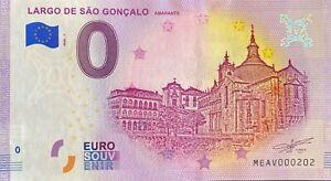 BILLET-0-EURO-LARGO-DE-SAO-GONCALO-PORTUGAL-2020-NUMERO-RADAR-202