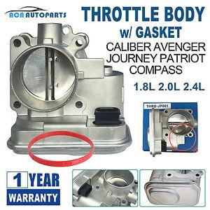 THROTTLE BODY JEEP DODGE Chrysler 1.8L 2.0L Caliber Patriot 04891735AC 07-16 NEW