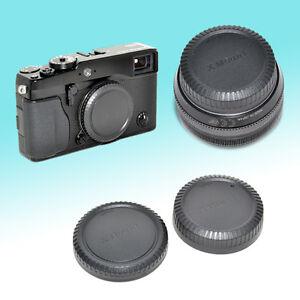 Fujifilm Camera Body Lens Cap BCP-001 For X Series Cameras