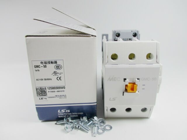 1PC New For LS (LG) Contactor GMC-50 AC110V