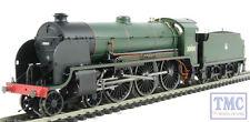 R2724 Hornby OO Gauge Class N15 4-6-0 30800 Sir Mileaus de Lile in BR Green