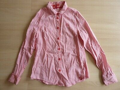 Chemise Rose Rouge Edc Youth By Esprit Taille S 36