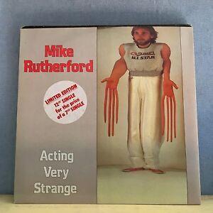 Mike-Rutherford-Actuando-muy-extrano-1982-12-034-Vinilo-Single-Excelentes-Condiciones