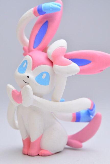 Takara Tomy T-Arts Pokemon XY Fairy Full Collection Petit Figure Sylveon ニンフィア