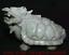 """miniature 1 - 9,6 """"Dushan Jade Sculpture Feng Shui Dragon Tortue Tortue Statue De Richesse"""
