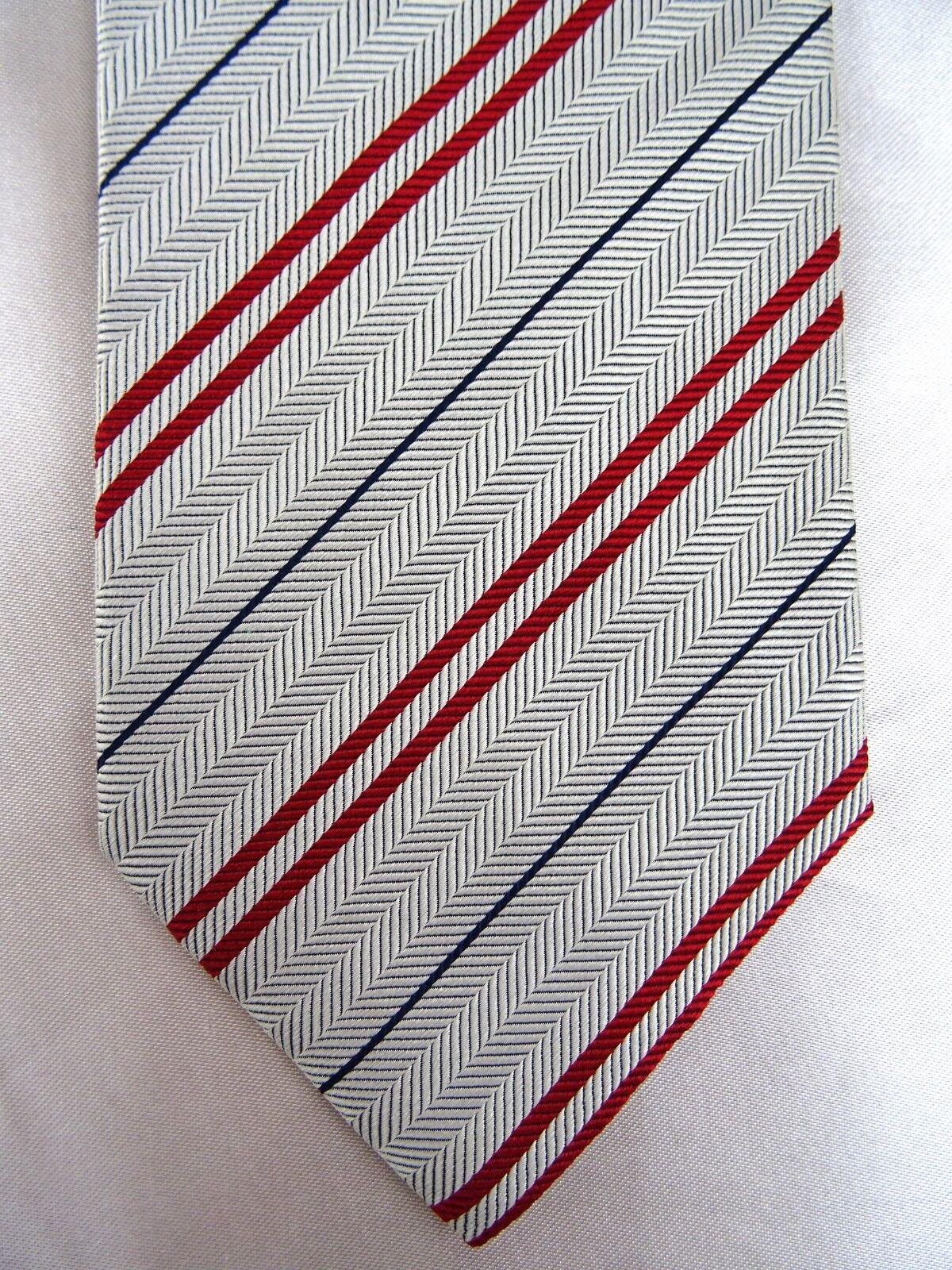 Krawatte von SUIT SUPPLY, 100% Seide, Made in Italy, Luxus, Schlips