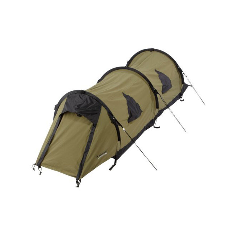Highlander Rapid Force 1 Man Bivvi Tent - Camping Outdoors Survival Bush-craft