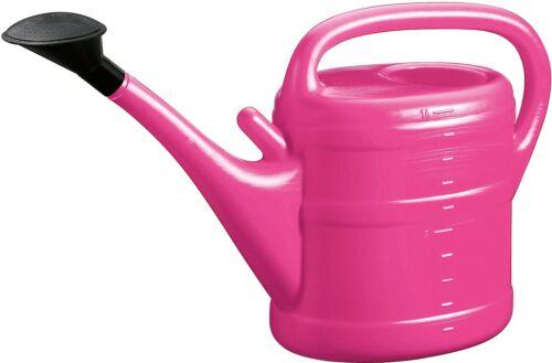 # 2x 10L Gartengießkanne Gieskanne Gießkanne Blumengießkanne Pink