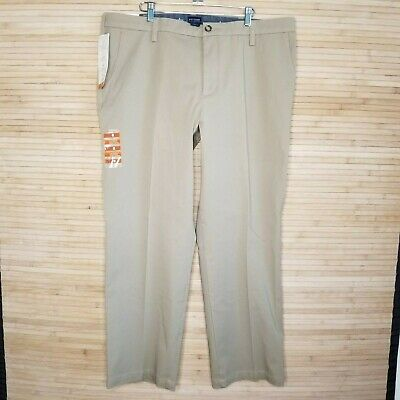 DOCKERS Workday Khaki Pants With Smart 360 Flex Classic Fit NWT ORG $66
