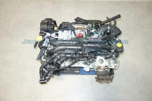 JDM EJ255 Subaru WRX Turbo / Subaru Forester Turbo / Subaru Legacy Turbo 2.5L Turbo WRX DOHC Engine Motor 2008-2014 Canada Preview