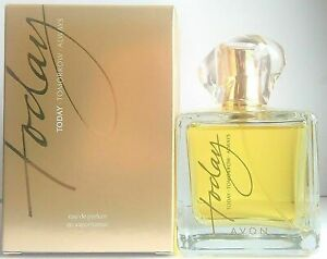 Detalles de Avon Spray Tomorrow Always TODAY Eau de Parfum EDP bonificación de tamaño 100ml (RRP £ 28) ver título original
