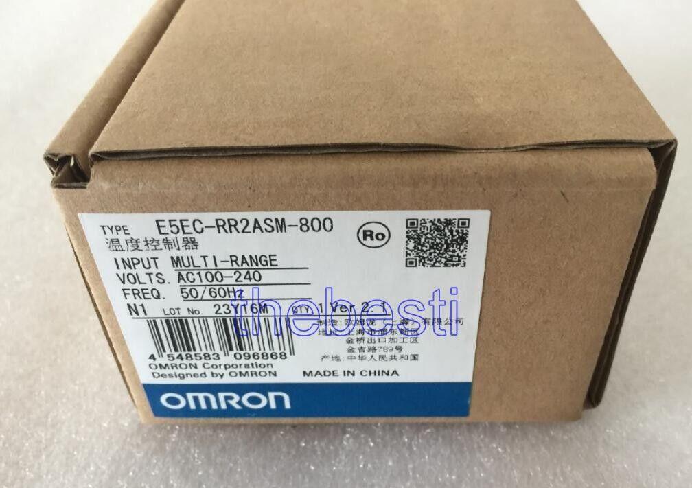 1 PC New Omron PLC E5EC-RR2ASM-800 In Box