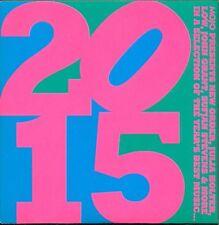 Mojo 2015 - New Order/Sufjan Stevens/Sleater-Kinney/Low Card Promo Album Cd Mint