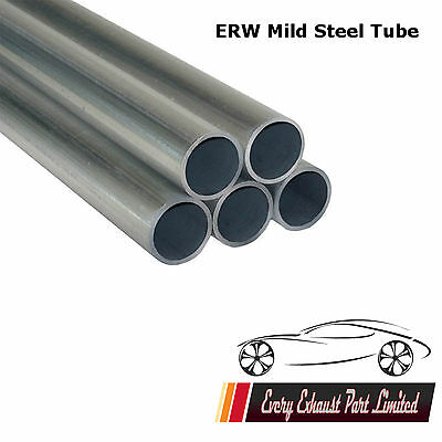 "41.2mm (1"" 5/8) x 1.5mm Wall ERW Mild Steel Tube – 1000mm, 40"", 1 Meter Long"