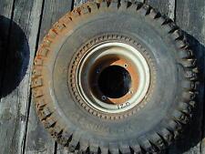 #120 Suzuki Quad Runner ATV Rear Tire Wheel - AT25 x 12 - 9
