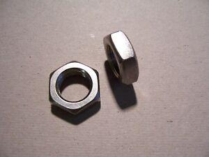 Stützscheiben DIN 988 Edelstahl A2 12X6X0,5 25 Stück Passscheiben