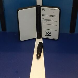 Contract-amp-Pen-Mattel-Accessories-for-WWE-Wrestling-Figures-Contract-Chaos