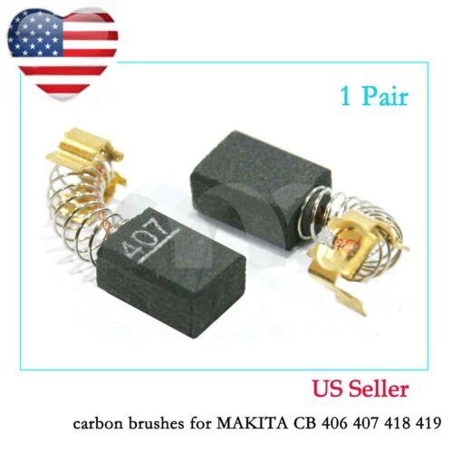 Balais de charbon pour Makita 6824N Cloisons sèches tournevis HR2475 D-Poignée Rotative HAMME