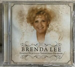 Brenda-Lee-Gospel-Duets-with-Treasured-Friends-CD-New-Dolly-Emmylou-Huey-Lewis