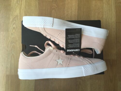 Grigio One Brand Bianco 10 Authentic Dust 8 Pink Sz Star 11 New Converse Pro 9 gdXgq