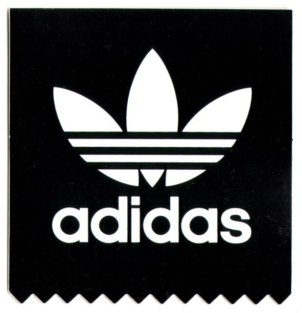 Adidas shoes skateboard sticker skate board skateboarding sneakers skating