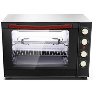 Horno-de-cocina-sobremesa-Comelec-HO6010ICRL-2000W-60-litros-acero-inoxidable