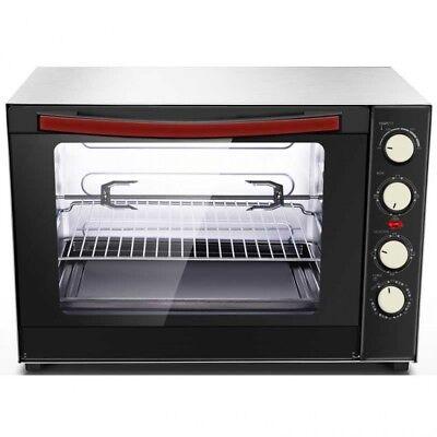 Horno de cocina sobremesa Comelec HO6010ICRL 2000W 60 litros acero inoxidable