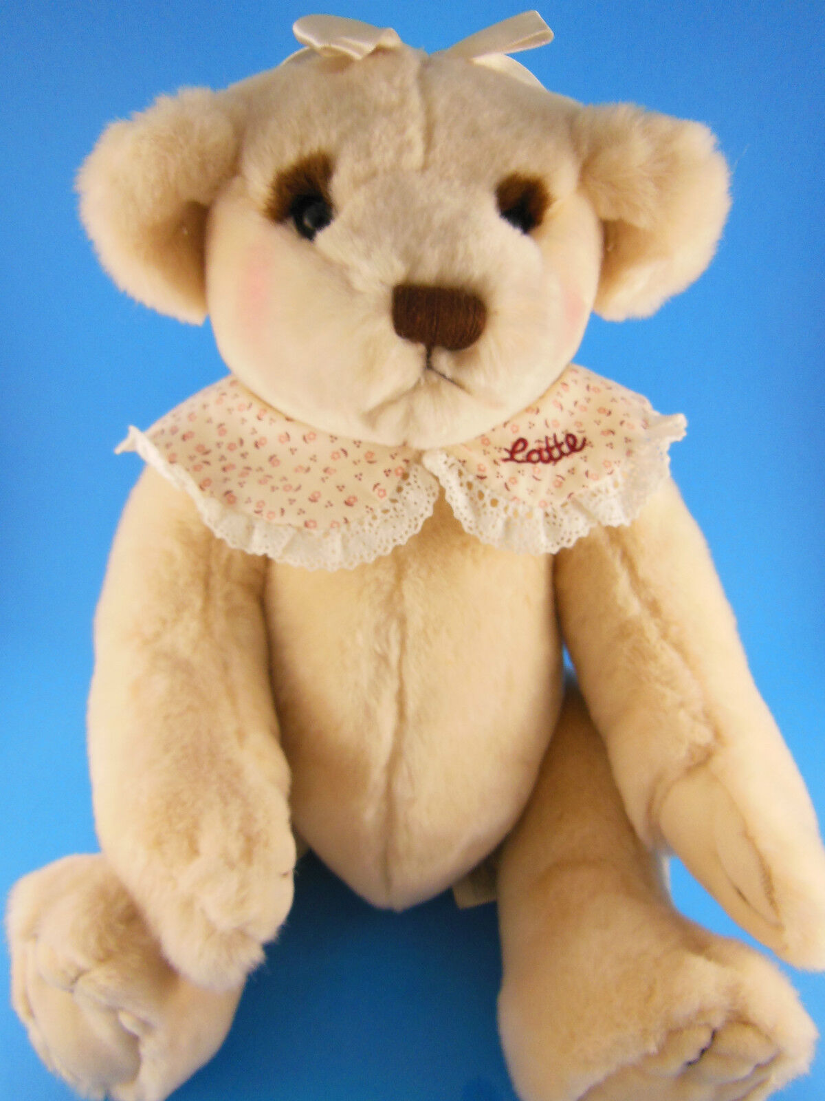 Dakin Applause color Girl Teddy Bear Latte Off Weiß color Applause 12