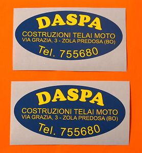DUCATI-BEVEL-NCR-750SS-900SS-IMOLA-DASPA-TELAI-FRAME-CORSE-RACING-DECALS-PAIR