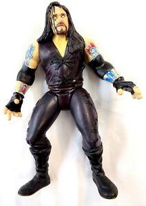 VTG-1998-Jakks-The-Undertaker-WWE-WWF-Star-Action-Figure-Toys-Collector-Loose