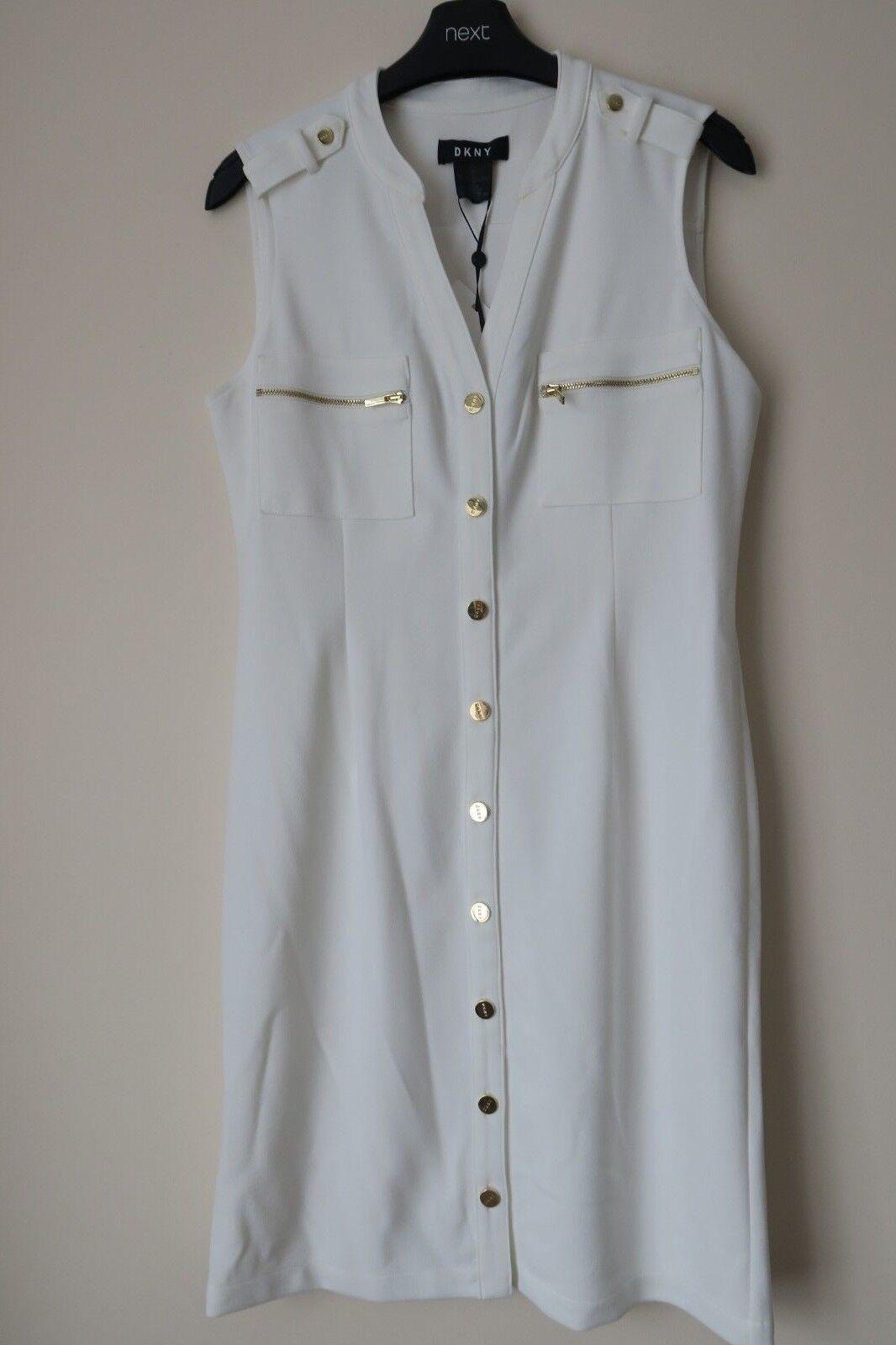 DKNY Women`s Sleeveless Dress Size 4