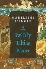 A Wrinkle in Time Quintet: A Swiftly Tilting Planet 4 by Madeleine L'Engle (2007, Paperback)