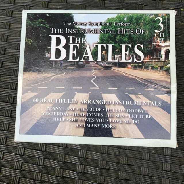 The Beatles: The instrumental hits of the Beatles, pop, 3…