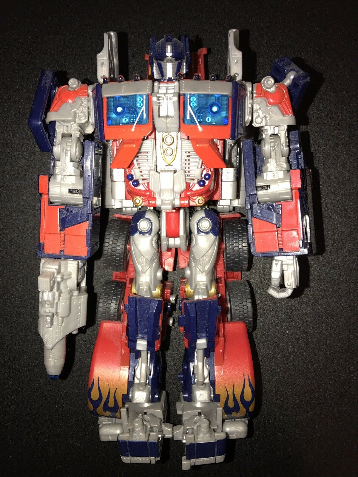 Transformers Movie Optimus Prime Leader Class Action Figure