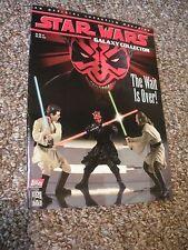 Star Wars Galaxy Collector V 1 # 6 May 1999 Episode I Galaxy Phantom Menace
