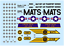 Roden-306-Douglas-C-124-Globemaster-II-1-144-scale-model-airplane-kit-277-mm thumbnail 10