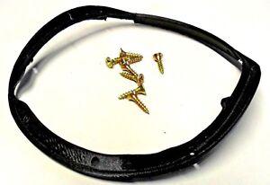 Cornice-plastica-ghiera-per-cuffia-cambio-lancia-Ypsilon-2003-2012-Kit-montaggio