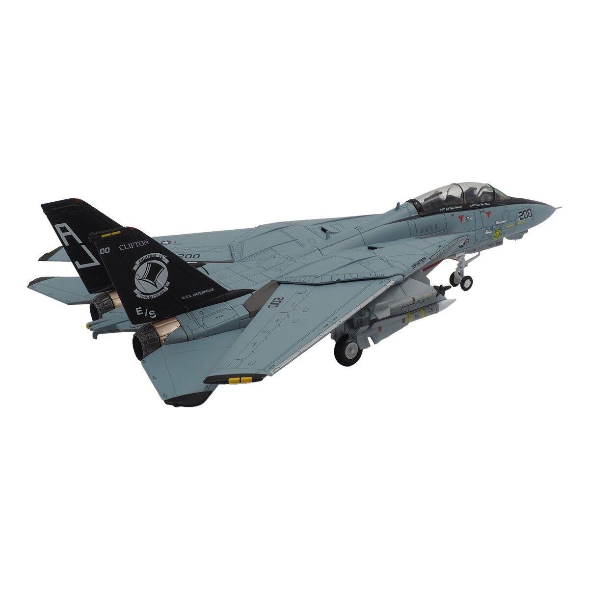Calibre alas F-14A Tomcat VF-14 Tophatters CA721403